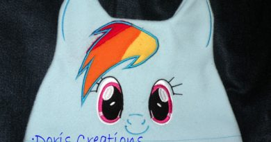 Cappello Rainbow Dash