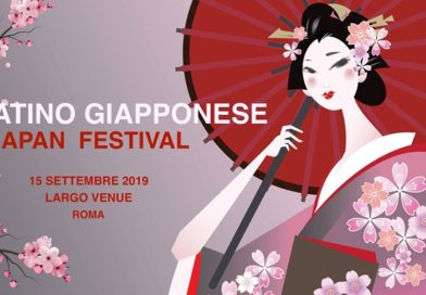 Mercatino Giapponese 15 Settembre 2019 ROMA